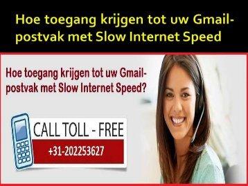 Hoe toegang krijgen tot uw Gmail-postvak met Slow Internet Speed