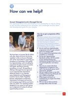 MENZIES AVIATION and PeoplePlus Info sheet - Page 5