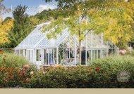 Victorian Classic Greenhouses 2018 - Englische Gewächhäuser von Palmen