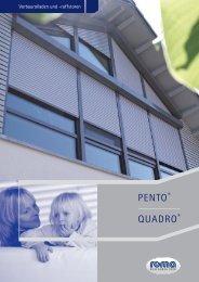 PENTO + QUADRO - Rolety.cz