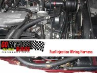 Fuel Injection Wiring Harness offered by Go Painless Wiring