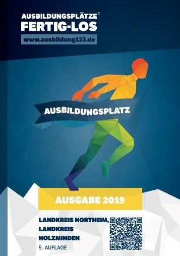 AUSBILDUNGSPLÄTZE - FERTIG - LOS | Northeim, Holzminden 2019