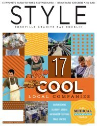 Style Magazine, Roseville, Granite Bay, & Rocklin; September 18
