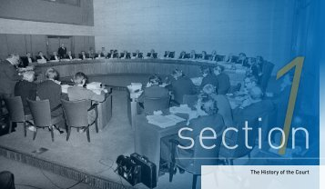 Historia Corte Europea