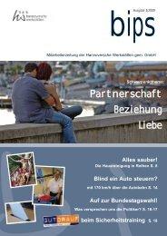 bips 3/2009 - Hannoversche Werkstätten