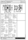 ZBR 500 - Hydraulika GmbH - Page 4