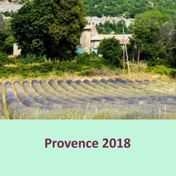 provence 2018