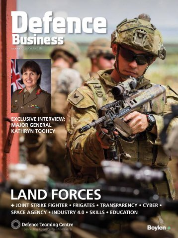 Defence Business August/October 2018