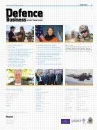 Defence Business August/October 2018 - Page 3