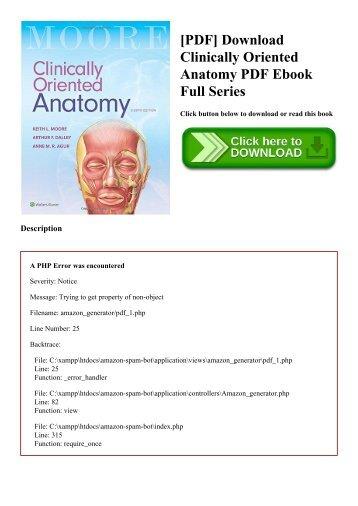 Anatomy snells pdf clinical