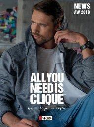 Clique Efterår 2018