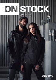 Craft Onstock Efterår 2018