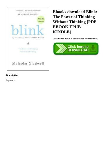 Now ebook the download of power