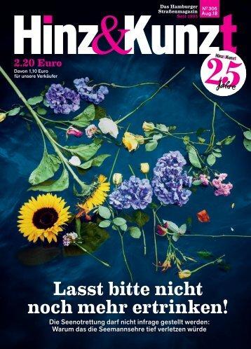 Hinz&Kunzt 306 August 2018