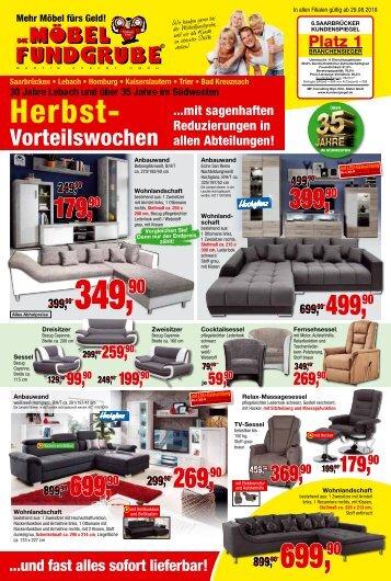 Die Möbelfundgrube - KW35