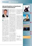 BREMER SPORT Magazin | September 2018 - Page 3