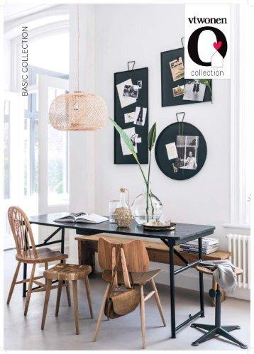 vtwonen - Basics Katalog 2018