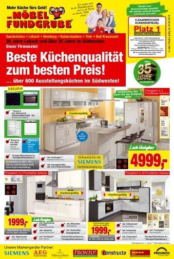 Die Möbelfundgrube- Küchen-Spezial