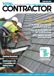 Total Contractor September 2018