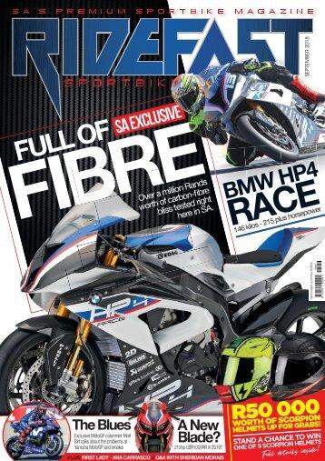 RideFast September 2018