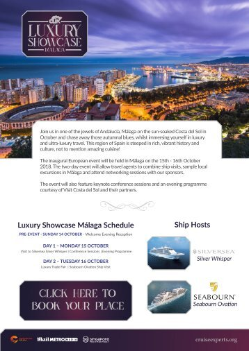 Malaga Luxury Showcase Detailed Factsheet