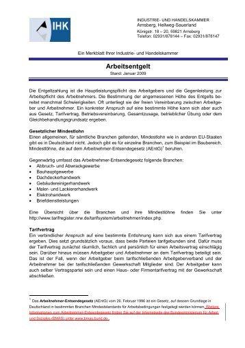 Befristung Von Arbeitsverhältnissen Ihk Arnsberg