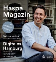 Haspa Magazin 3/2018