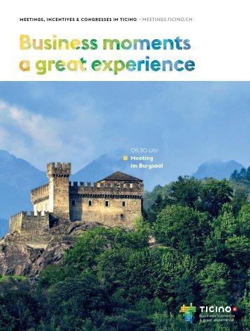 Ticino Meeting Guide_DE
