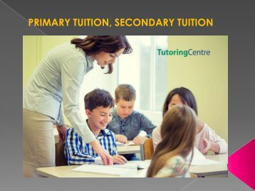 Primary Tuition,Secondary Tuition Cranbourne.