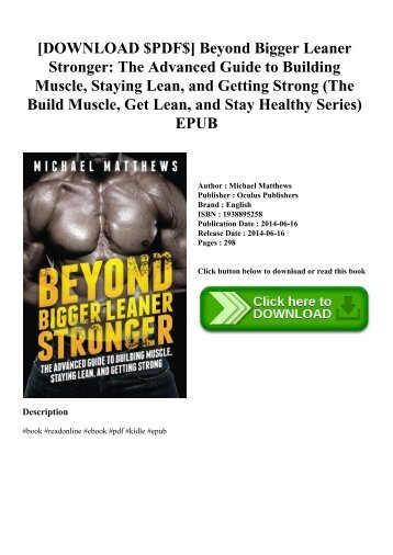 Bodybuilding pdf beyond