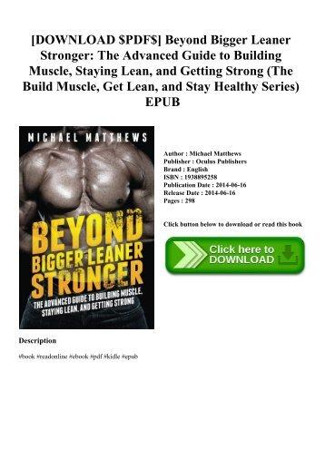 Bodybuilding pdf beyond