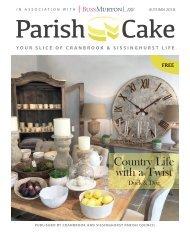 Parish Cake - Autumn 2018