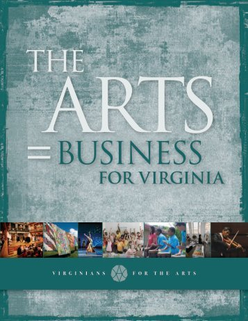 FOR VIRGINIA - Virginians for the Arts