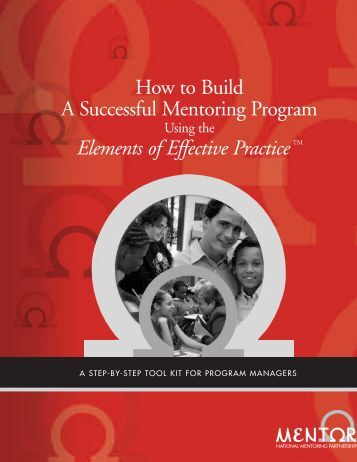 How to Build A Successful Mentoring Program - National Mentoring ...