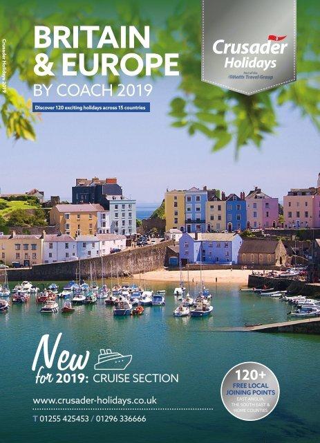 Crusader Brochure 2019