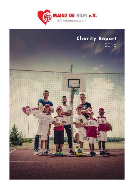 Charity Report 2016