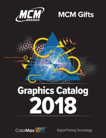 MCM Brands 2018 Graphics Catalog
