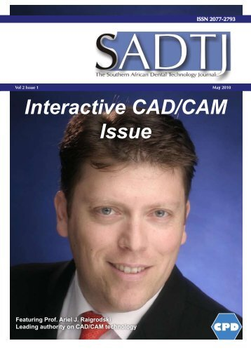 Interactive CAD/CAM Issue - dentasa