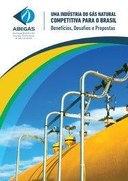 ABEGAS - Uma industria do GN competitiva para o Brasil