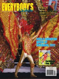 download a complimentary issue - Everybody's Caribbean American ...