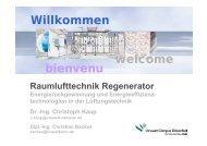 Umschaltregenerator - HOWATHERM