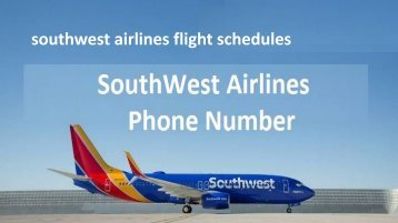 Southwest Airlines Phone Number 1-800-874-8549