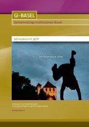 Jahresbericht 2011 - GI Basel