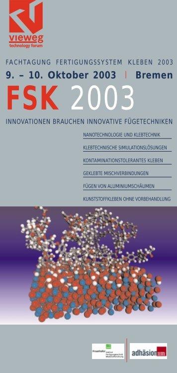 n2003FertigungsSystemKleben20 - Adhäsion Kleben & Dichten