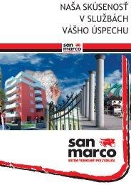 vonkajšie - San Marco Group