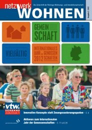 NW 3 12 (pdf | 5.2 MB) - Verband Thüringer Wohnungswirtschaft e.V.