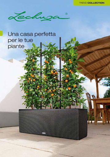 Una casa perfetta per le tue piante - lechuza
