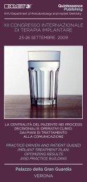 XII Congresso Internazioneale di Terapia Implantare - Implantologia ...