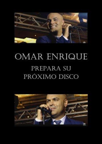 Omar Enrique - Nuevo disco