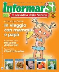 InformarSì | ESTATE 2012 | NUMERO 36 - NaturaSì